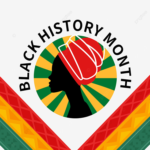 female avatar sign black history month
