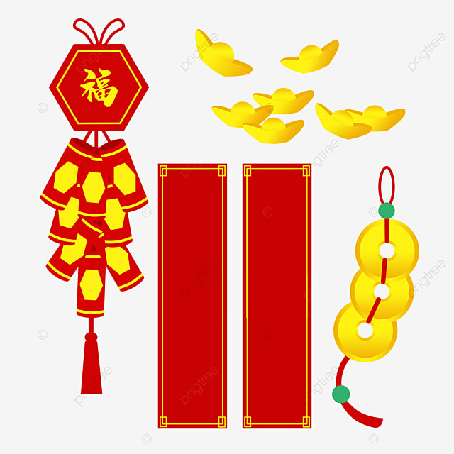 fuqi spring festival coupled firecracker combination