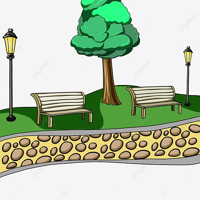 garden green park clipart