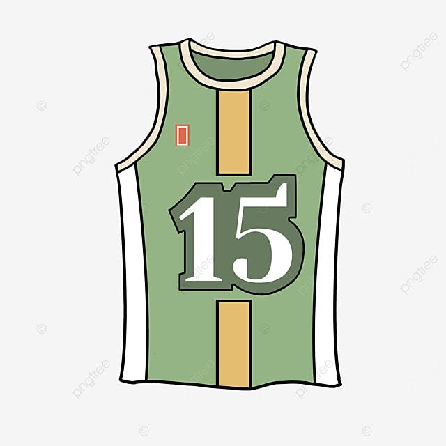 green jersey clip art