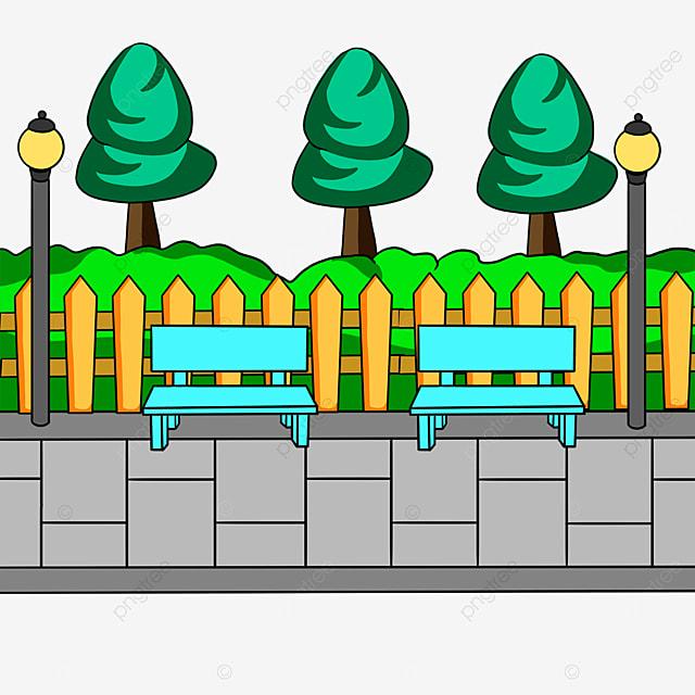 green park clipart