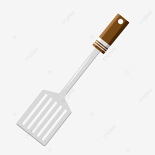 iron spatula clip art