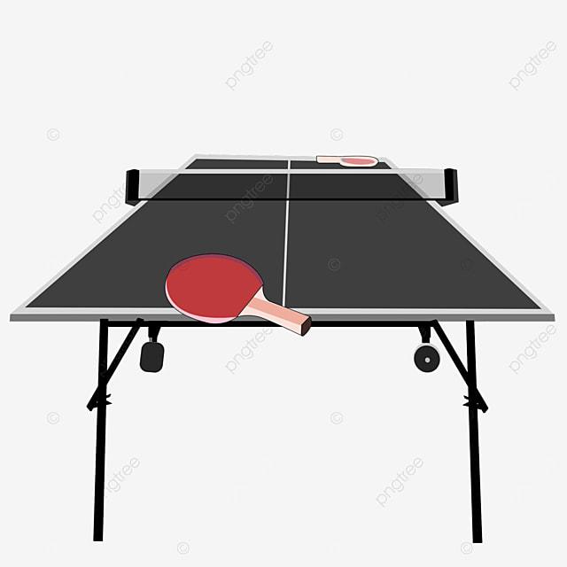 practice game table tennis clip art