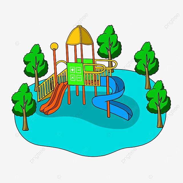 slide park clipart