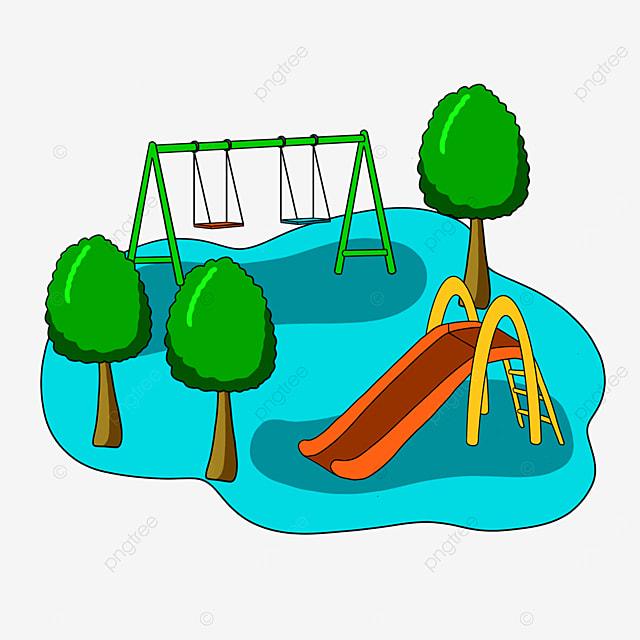swing park clipart