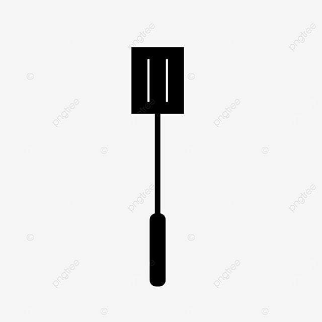 tool spatula clip art