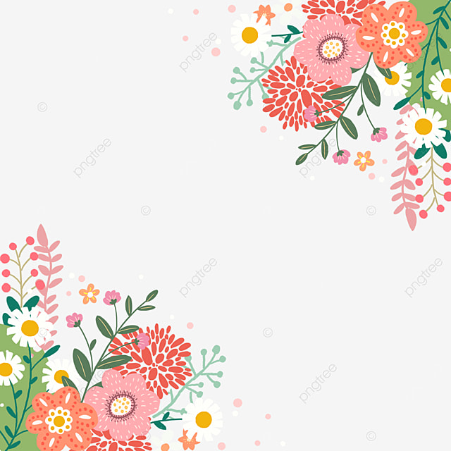 wildflowers blooming outdoors in spring