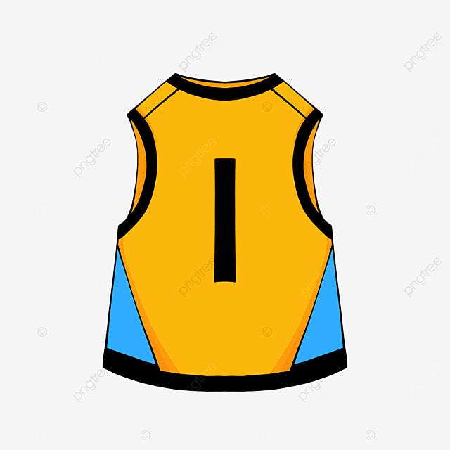 yellow jersey clip art