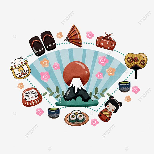 famous foods at mount fuji japan