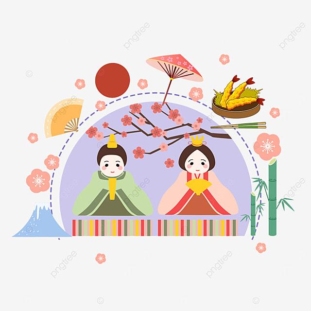 japanese hina matsuri traditional culture mount fuji