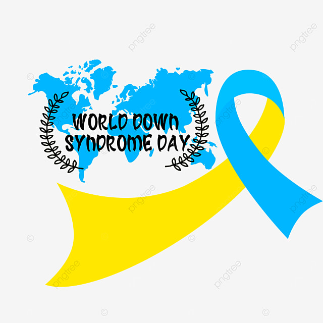 lace set off the map ribbon world down syndrome day