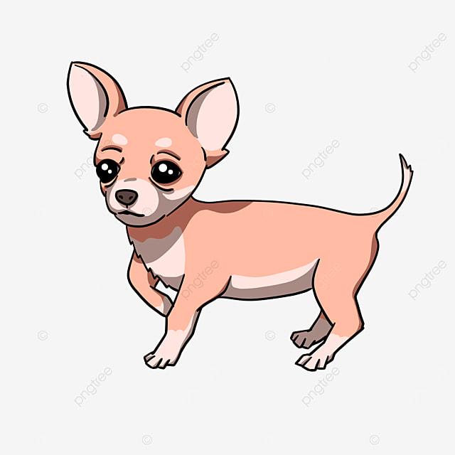 small dog chihuahua clip art