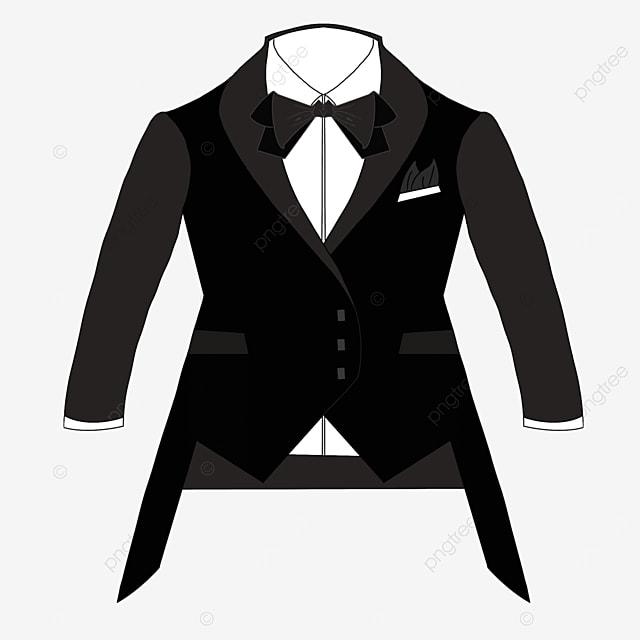 suit tuxedo clipart