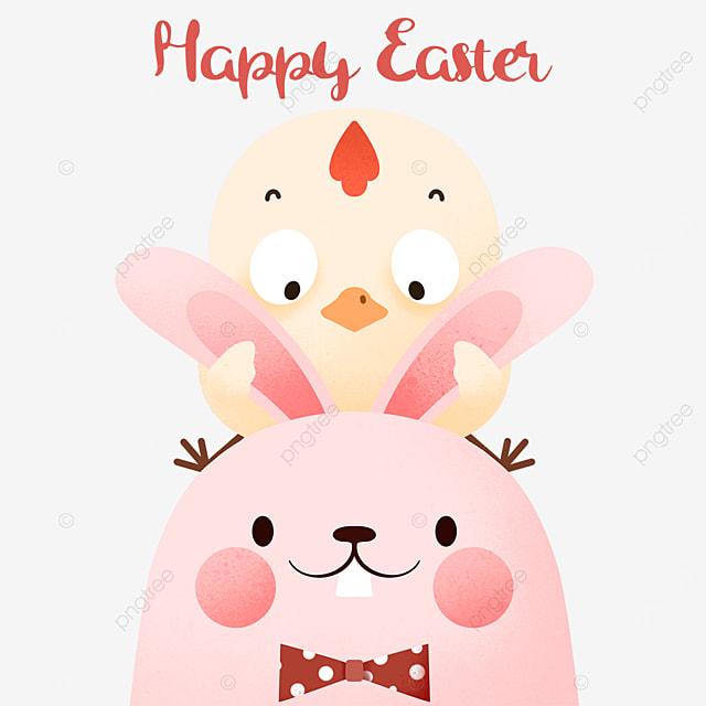 easter cute creative bunny