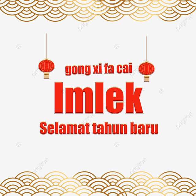 happy chinese new year in indonesia
