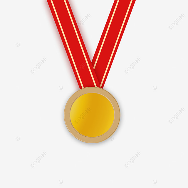 honor gold medal clip art