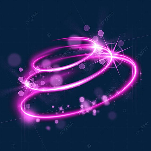 pink texture spiral magic wand aperture light effect