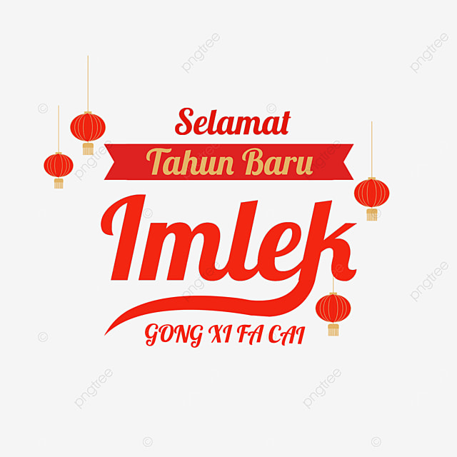 simple indonesian chinese new year