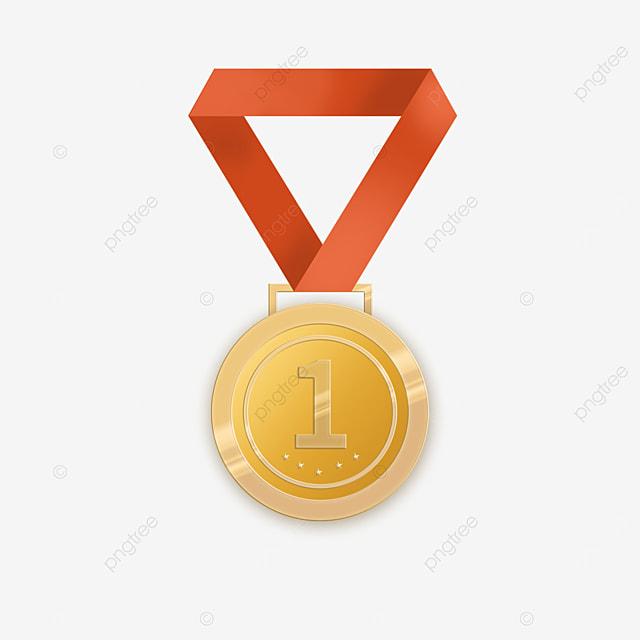 winning gold medal clip art