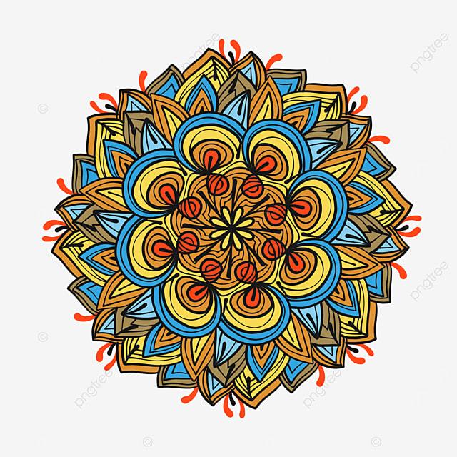 art mandala ornament abstract texture