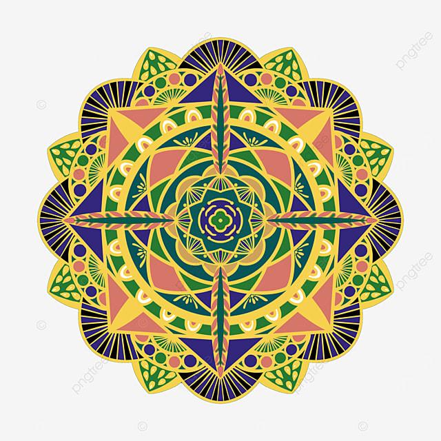 mandala ornament abstract texture