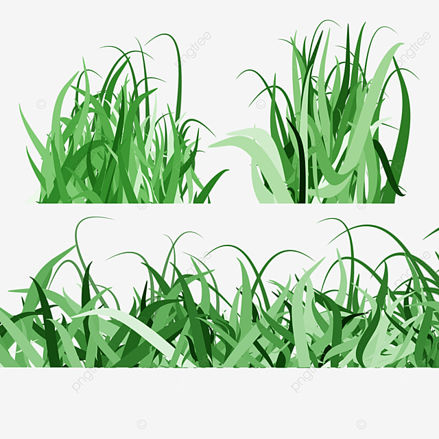 realistic spring easter green meadow