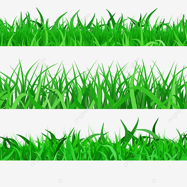 spring easter green grass layered grass