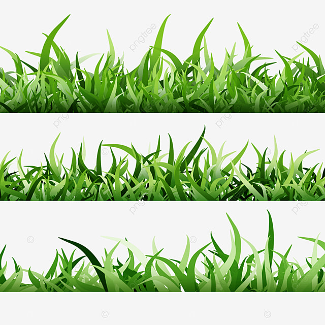 spring easter green grass spring realistic lawn