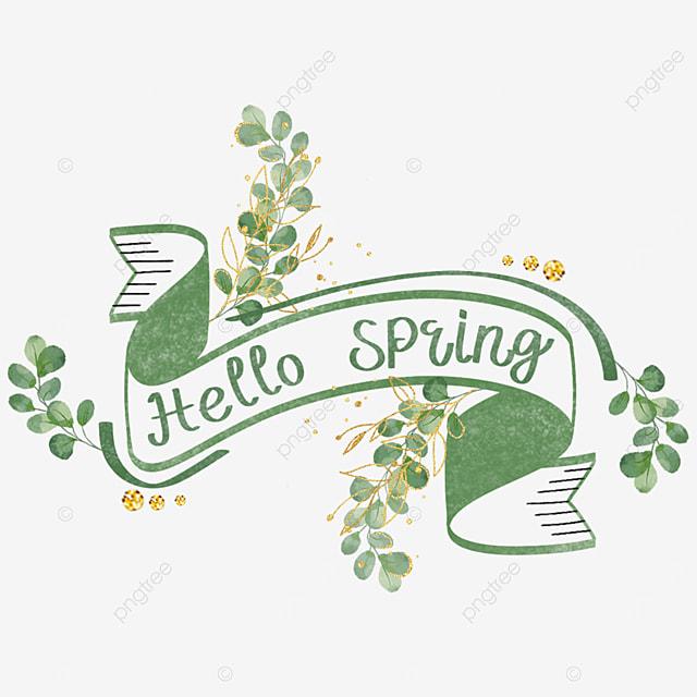 spring green font svg