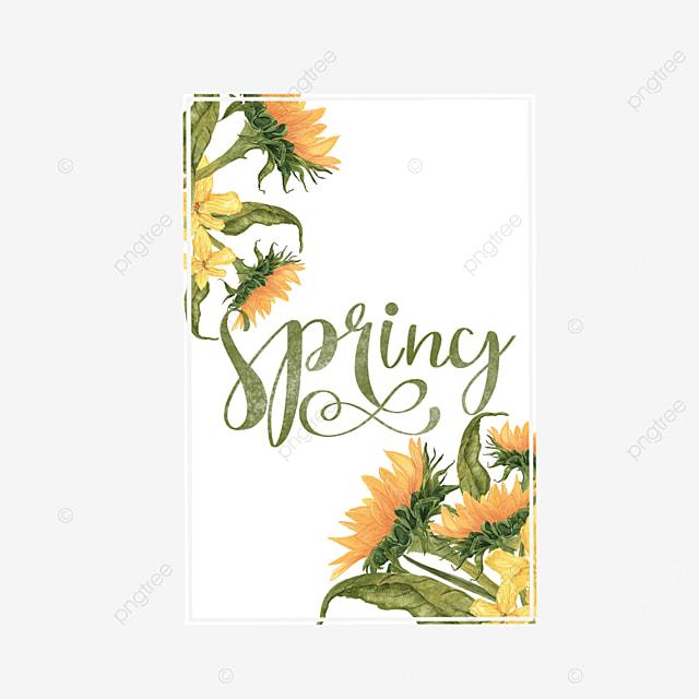 spring simple font svg