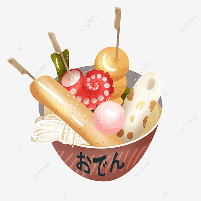 street food in the kanto area japanese oden