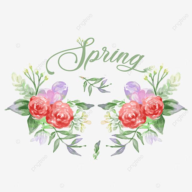 warm spring font svg