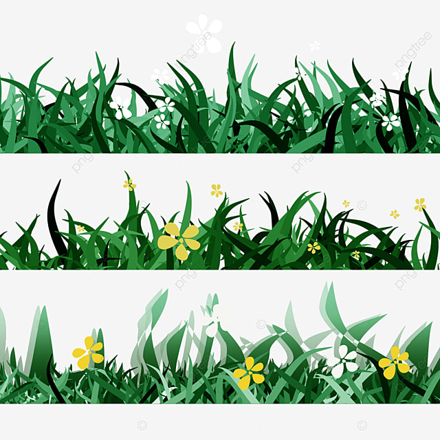 yellow flowers spring easter green meadow