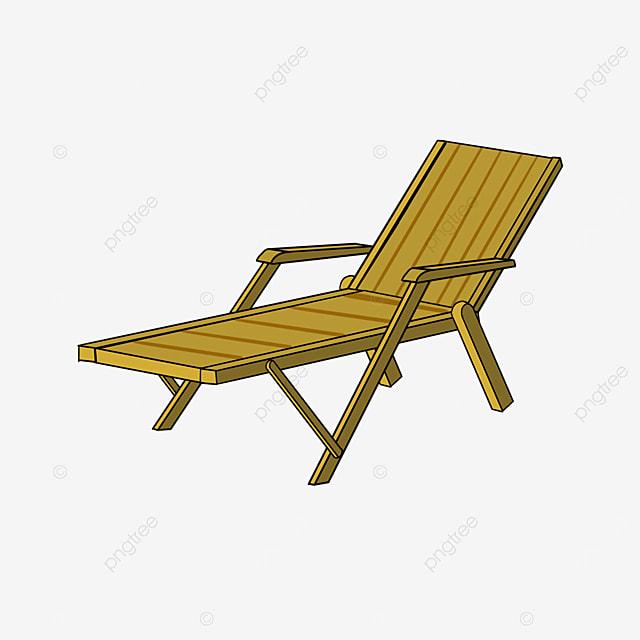 beach rest beach chair clip art