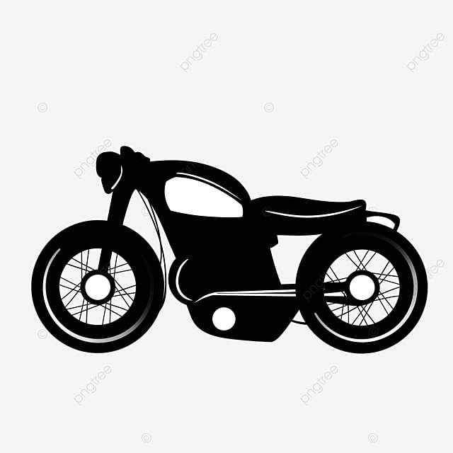 black creative off road vehicle clipart