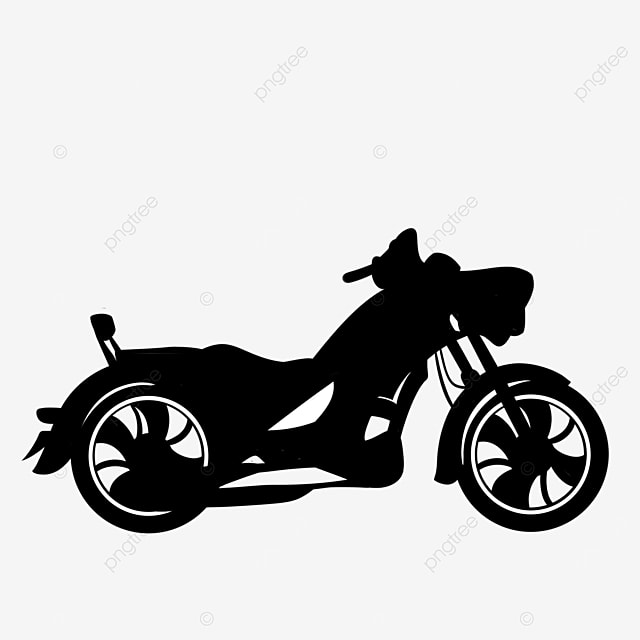 black off road vehicle clipart silhouette