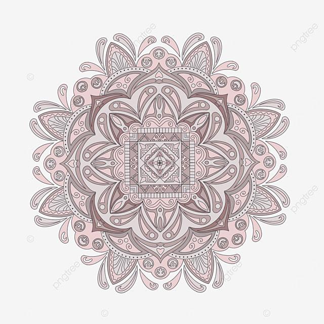 delight mandala ornament abstract texture