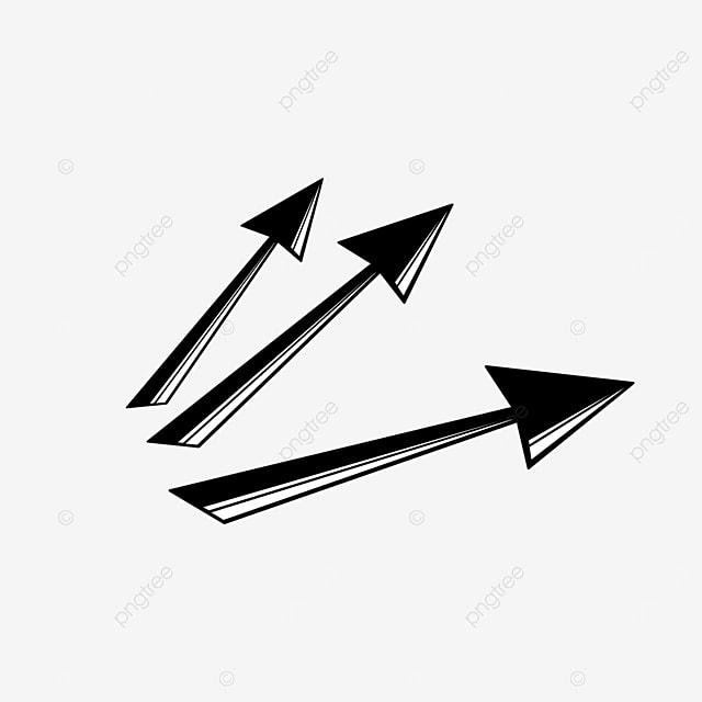 dynamic arrow clip art