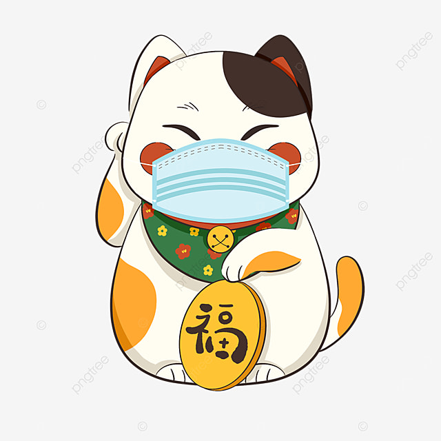 golden lucky cat virus protection