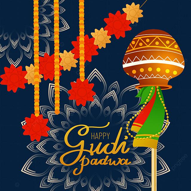 hindu new year gudi padwa flower group