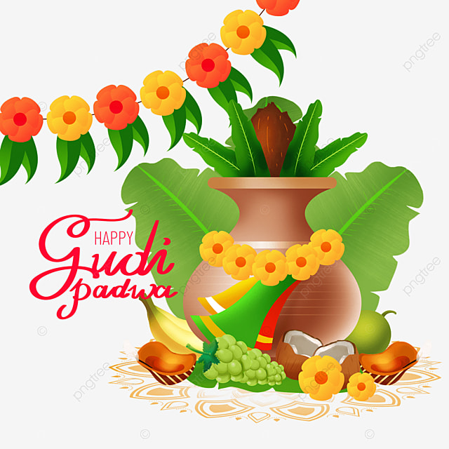 indian new year gudipada green plants