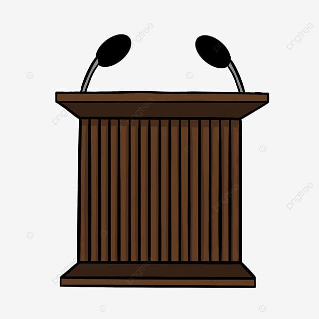 podium clip art