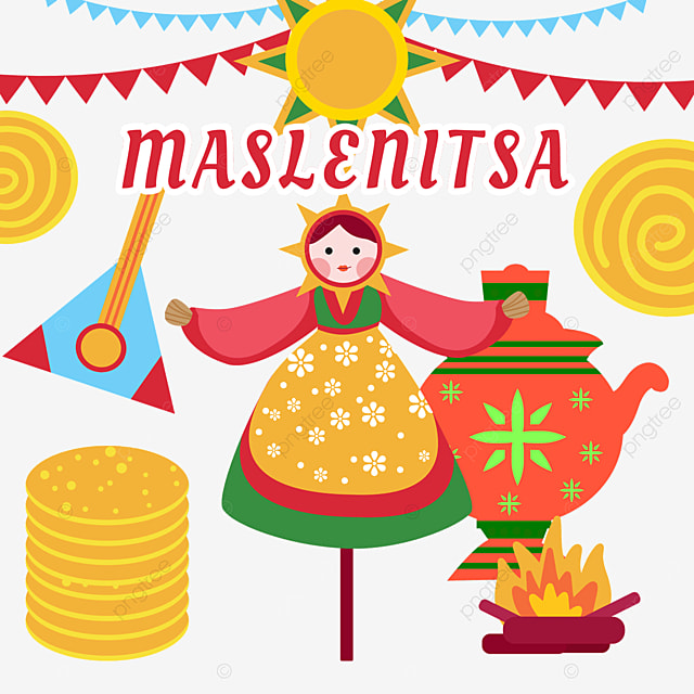 scones traditional carnival celebration russian meat festival