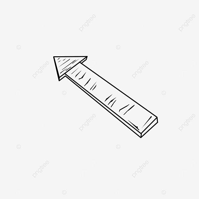 wooden arrow clip art