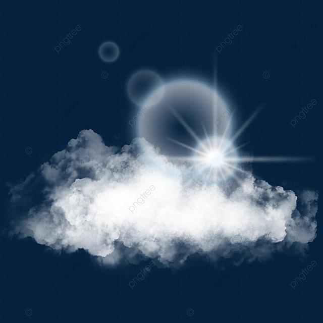 clouds decoration sunlight