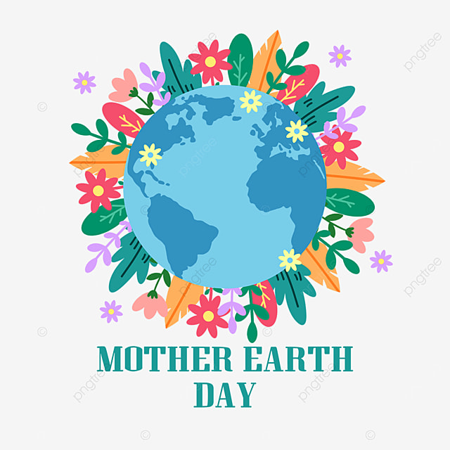 mother earth day plant dress up protection festival