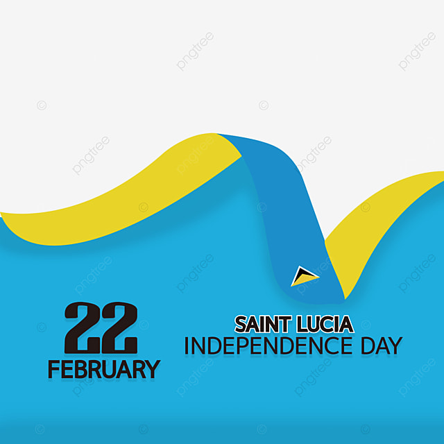 streamer date effect saint lucia independence day
