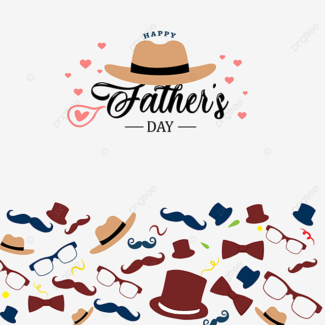 warm and happy fathers day