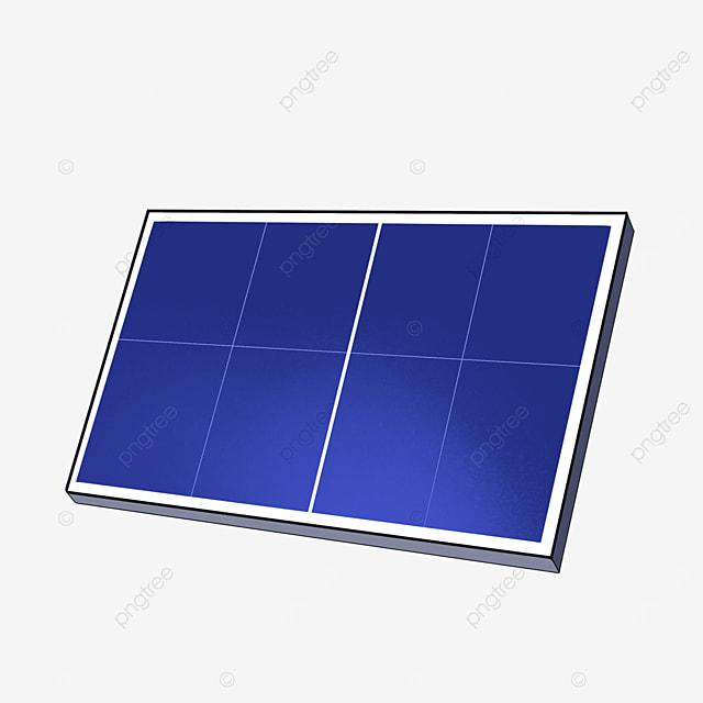 a solar panel clipart