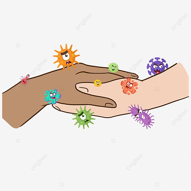 business gesture handshake virus new coronavirus